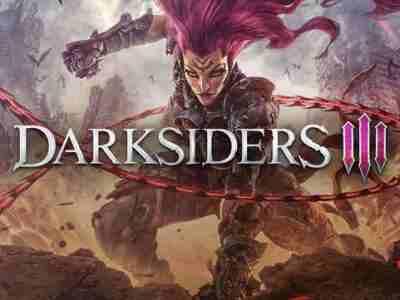 دانلود بازی Darksiders 3 دانلود بازی دارک سایدرز 3 با حجم کم