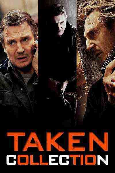 دانلود فیلمTaken 1,2,3,4 کالکشن فیلمتیکن 2008 , 2012, 2014