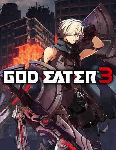 دانلود بازی God Eater 3 برای pc دانلود God Eater 3 دانلود بازی گاد ایتر ۳