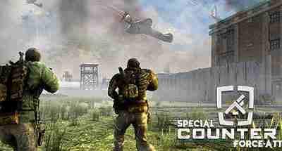 دانلود بازی Special Counter Force Attack برای کامپیوترحمله نیروی ویژه