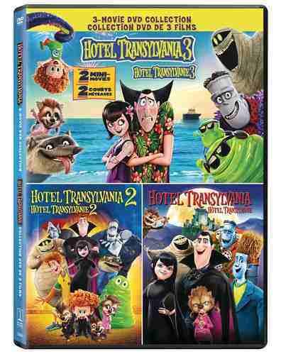 دانلود انیمیشن هتل ترانسیلوانیا 1 و 2 و 3 – Hotel Transylvania 2012,2015,2018