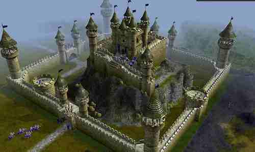 دانلودبازیافسانه قلعه Stronghold Legends به همراه نسخه فارسی