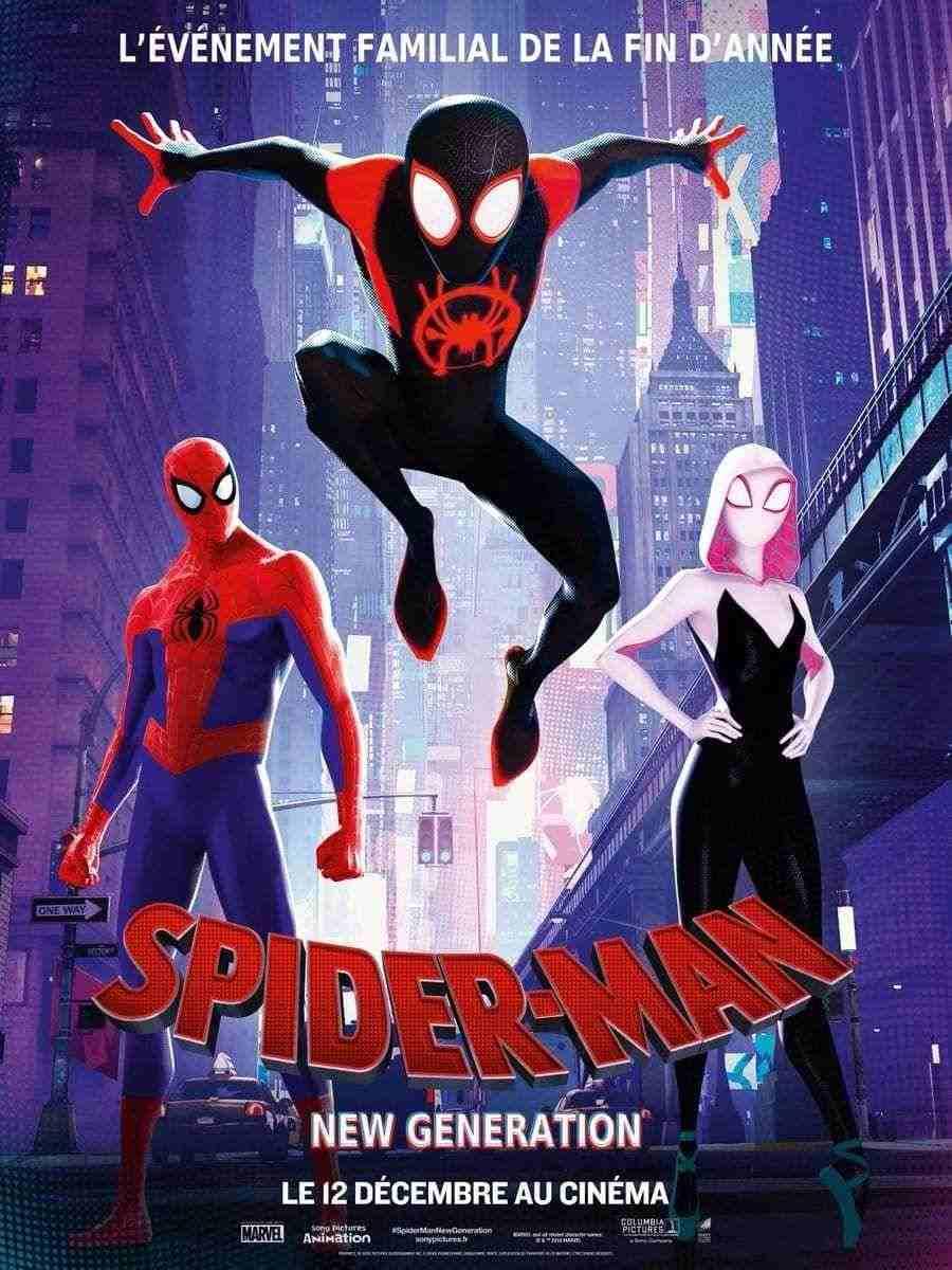 دانلود مرد عنکبوتی: به درون دنیای عنکبوتی