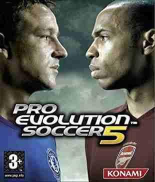 دانلود بازی pes 2005 فوتبال تکاملی حرفهای 5 - Pro Evolution Soccer 5 دانلود بازی پی اس 2005 - بازی فوتبال pes 2005