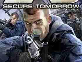 دانلود بازی SAS Secure Tomorrow دانلود بازی SAS