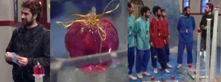 راز سیب ۱۳۷۴