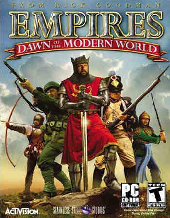 دانلود بازی Empires Dawn of the Modern World سقوط امراطوری امپراطوری مدرن جهانی بازی استراتژیکی
