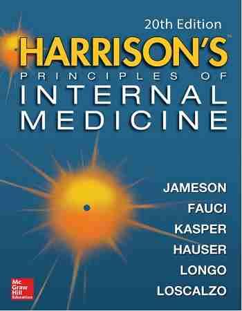 دانلود کتاب اصول طب داخلی هاریسون
