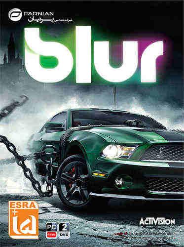 دانلود بازی Blur بازی اتومبیل رانی بلور
