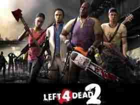 لفت فور دد ۲ - Left 4 Dead 2دانلودبازیLeft 4 Dead 2 – چهار بازمانده 2 برای کامپیوتر