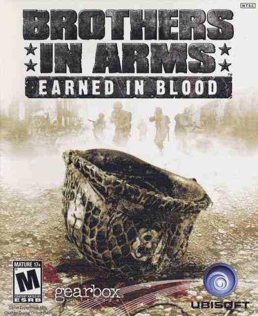 دانلود بازی Brothers in Arms Earned in Blood همرزمان: حاصل خون