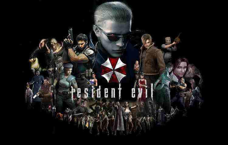 بازی های رزیدنت اویل Resident-Evil-Franchise