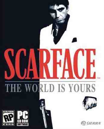 دانلود بازی Scarface The World Is Yours صورت زخمی