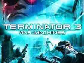 دانلود بازی Terminator 3 War of the Machines – نابودگر ۳ ترمیناتور 3