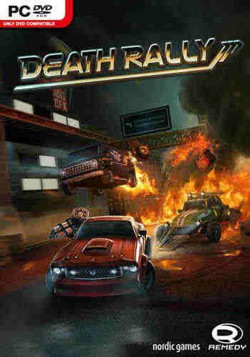 دانلود بازی Death Rallyرالی مرگ بار