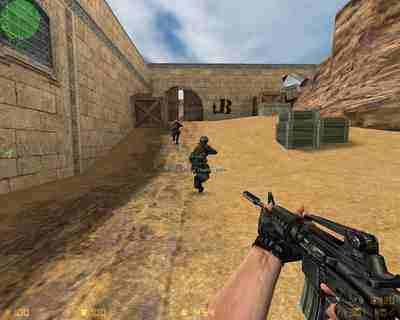 بازی Counter Strike Condition Zero کانتر استرایک زیرو