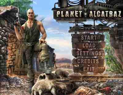 دانلود بازی Planet Alcatraz – فرار از آلکاتراز برای PC