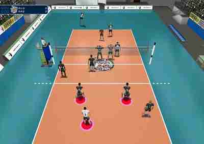 دانلود بازی International Volleyball 2009والیبال