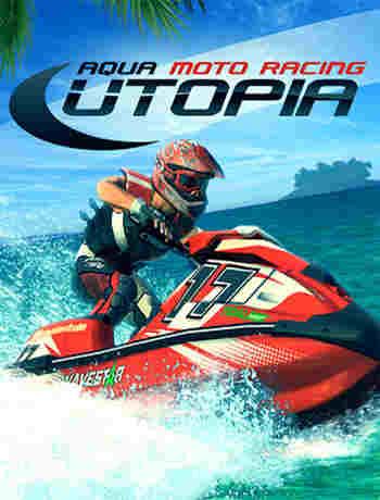دانلود بازی Aqua Moto Racing Utopia دانلود بازی مسابقات کشتی رانی دانلود بازی موج سواری
