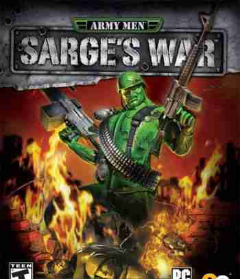 تصاویر بازی سربازان سبز Army Men Sarges War
