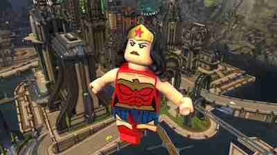دانلود بازی LEGO DC Super-Villains + دانلود بازی LEGO DC Super-Villains
