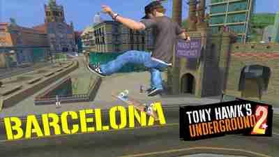 دانلود بازی Tony Hawks Underground 2 اسکیت تونی هاواکس اندرگراند