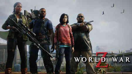 دانلود بازی WORLD WAR Z برای pc دانلود WORLD WAR Z دانلود بازی جنگ جهانی زد