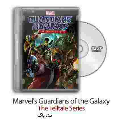 دانلود بازی محافظین کهکشان Marvel's Guardians of the Galaxy: The Telltale Series