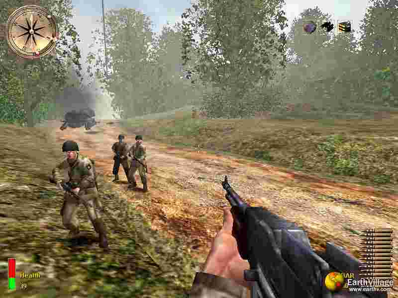 Medal.of .Honor .Allied 4 - دانلود مدال افتخار ۱ -Medal of Honor Allied Assault+ نسخه کامل Complete Edition