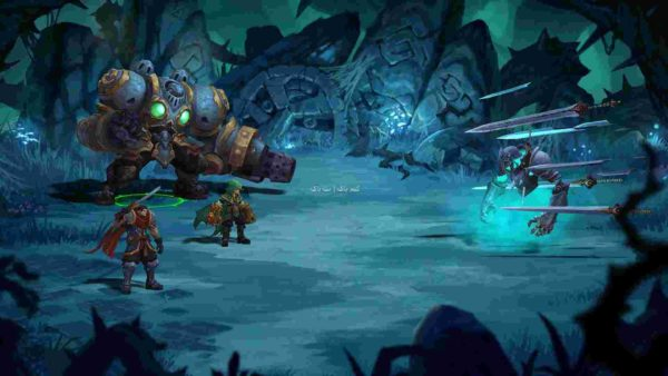 Battle Chasers Nightwar screenshots 06 large 600x338 - دانلود بازی Battle Chasers Nightwar + نقش افرینی جدید - نسخه CODEX + تریلر