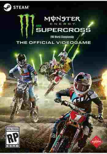 بازی Monster Energy Supercross