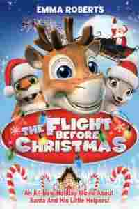 The Flight Before Christmas 2008 200x300 - دانلود انیمیشن نیکو گوزن پرنده The Flight Before Christmas 2008 + دوبله فارسی