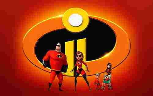the incredibles 2 2018 poster eo 3840x2400 - دانلود انیمیشن شگفتانگیزان ۲ - دوبله فارسی Incredibles 2 2018