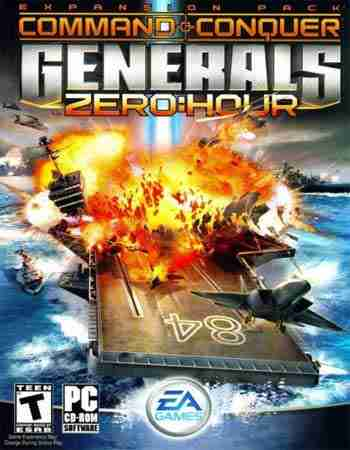 دانلود بازی Command and Conquer Generals Zero Hour بازی جنرال ساعت صفر