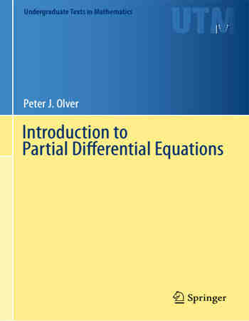 Photo of دانلود کتاب مقدماتی از معادلات دیفرانسیل جزئی (Introduction to Partial Differential Equations)
