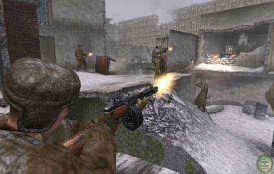 Call of Duty American Rush 2 2 - دانلود بازی Call of Duty American Rush 2 برای pc کالاف دیوتی