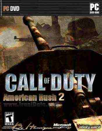 Call of Duty American Rush 2 - دانلود بازی Call of Duty American Rush 2 برای pc کالاف دیوتی