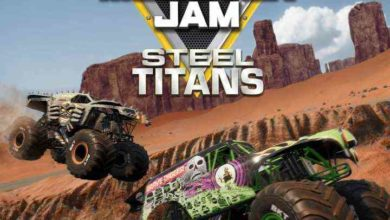 دانلود بازی Monster Jam Steel Titans