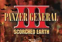 Photo of دانلود بازی پانزر جنرال ۳ : زمین سوخته Panzer General 3 Scorched Earth