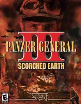 Panzer General III 272x350 - دانلود بازی پانزر جنرال ۳ : زمین سوخته Panzer General 3 Scorched Earth