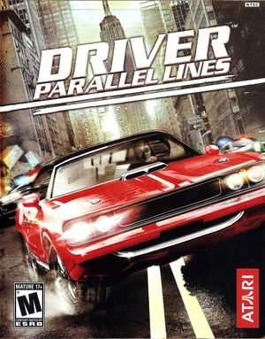 300px Driver Parallel Lines Cover bzzt - دانلود بازی Driver Parallel Lines - بازی درایور ۴ (driver 4)